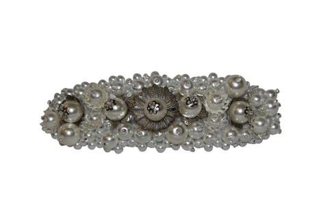 handbeaded clips